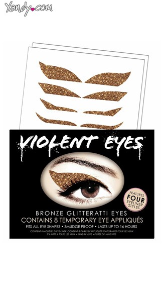 Bronze Glitteratti Eye Kit