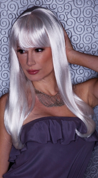 White Sweetheart Wig