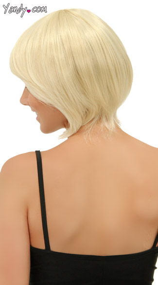 California Blonde Short Bob Wig