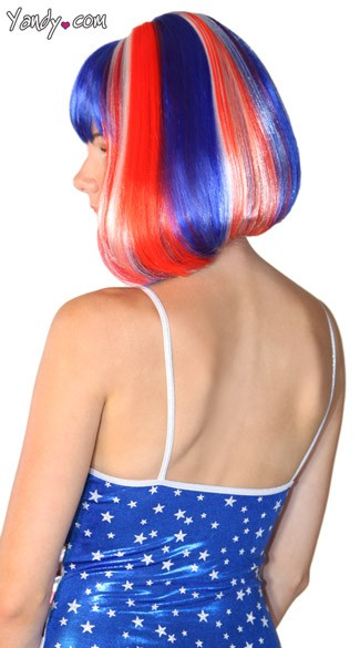Deluxe USA Wig
