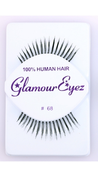 Long Individual False Eyelashes