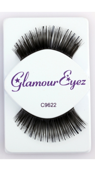 Thick and Full Black Eyelashes, False Eyelashes, Long Black Eyelashes