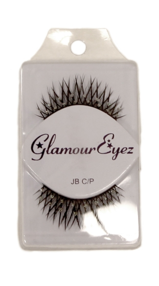 Rhinestone False Eyelashes, Rhinestone Eyelashes, False Eyelashes with Rhinestones, Xtreme Lashes