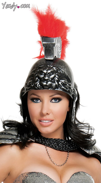 Warrior Helmet, warrior set, warrior costume