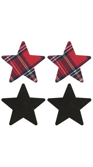 Schoolgirl Star Pasties