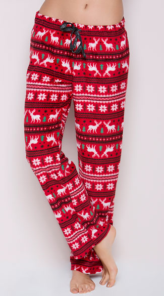 Plus Size Christmas Pajamas