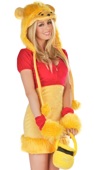 Golden Bear Costume Dress