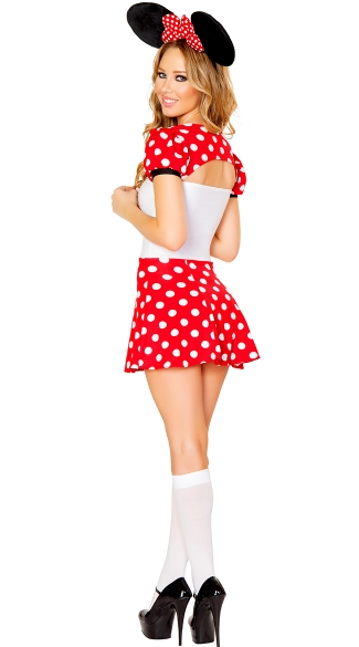 Flirty Mouse Costume