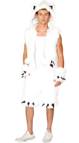 Men\'s Polar Bear Vest