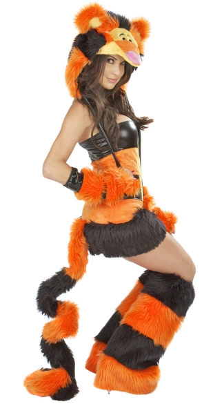 How seduce tigger halloween costume for adult