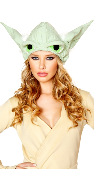 Galaxy Gremlin Hood, Movie Costume Accessories, Sci-Fi Halloween Costume Hats