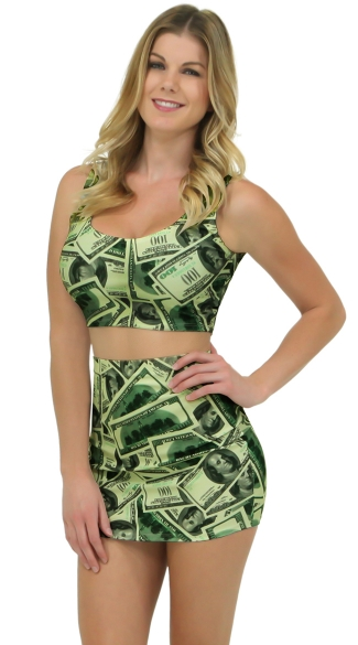 Makin It Rain Money Costume