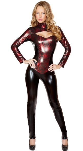 Black Spider Girl Costume