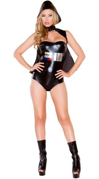 Galactic Space Leader Costume