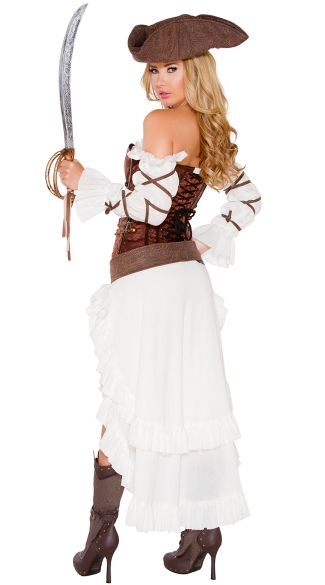 Sexy Pillaging Pirate Costume