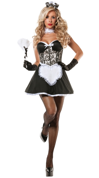 Love-ly French Maid Costume