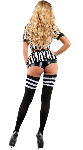 Rowdy Referee Costume