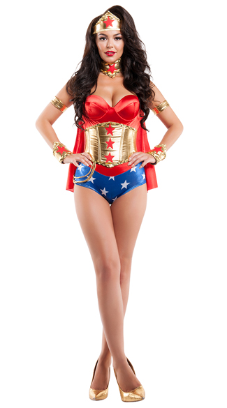 Wonder Hottie Costume