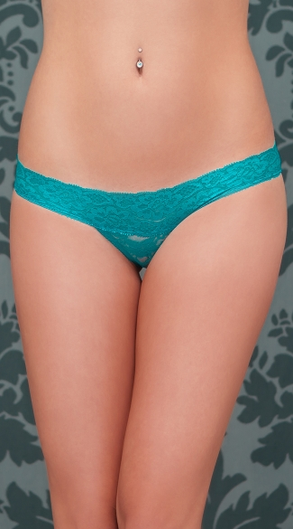 Soft Lace Full Back Panty