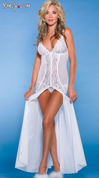 Bride to Be Sleepwear Gown