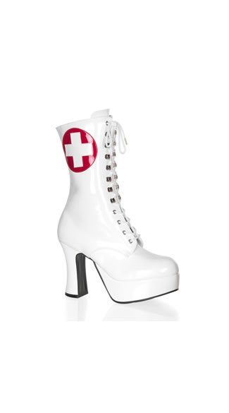 Hot Emergency Platform Bootie