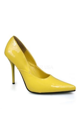 "4 1/2"" Pointed-toe Class Pump"