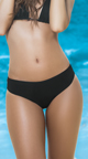 Perfect Fit Bikini Top with Removable Straps, Underwire Bikini Top, Strapless Bikini Top