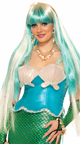 Sirena the Mermaid Costume, Sexy Mermaid Costume, Blue and Green Mermaid Costume