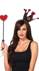 Royal Treatment Costume, Red Queen Costume - Yandy.com