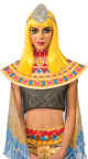 "Katy Perry ""Dark Horse"" Costume, Katy Perry Costume, Sexy Cleopatra Costume"