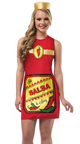 chips and salsa couples costume mens tortilla chips