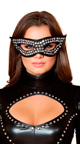 Kitty Kat Cutie Costume, Black Cat Halloween Costume, Wetlook Catsuit Costume