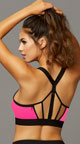 Athletic Mesh Tank Top, Black Fishnet Tank Top, Black Mesh Tank Top