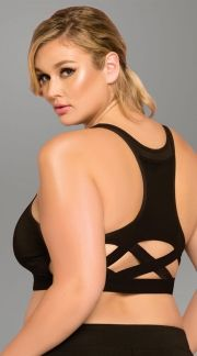 Plus Size Sports Bras, Sports Bra Sale, Discount Plus Size Sports ...