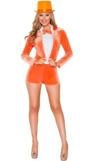 Halloween Movie Costumes costumes movie costumes Funny Man Orange Tuxedo Costume 2999 9995 70 Off