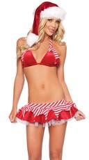 Jingle Bell Skirt Set