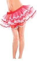 Two Tone Multi Layer Crinoline Skirt