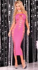 Big Spender Seamless Long Tube Dress