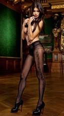 Black Diamond Net Stockings