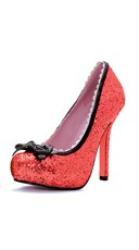 Princess Glitter Pumps