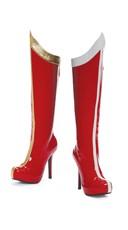 Single Stripe Knee High Boot