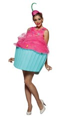 Sweet Eats Cupcake Costume