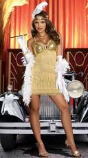 Vaudeville Vixen Costume