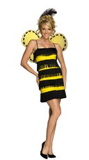 Fringe Bee Costume