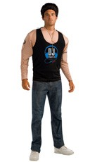 Deluxe Pauly D Costume