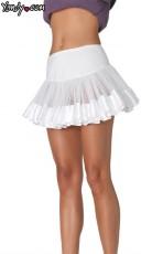 Satin Trimmed Petticoat