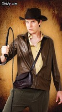 Men's Indiana Jones Costume