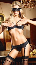Love Slave Lingerie Set