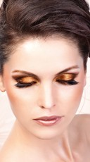 Black and Brown Deluxe Eyelashes