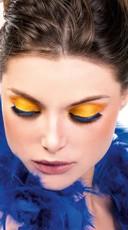 Black and Blue Premium Eyelashes